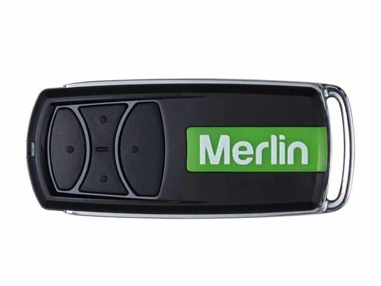 Premium+ Four Button Merlin Garage Door Remote Control