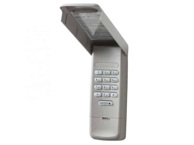 Wireless Security Keypad (Security+2.0) (E840M)