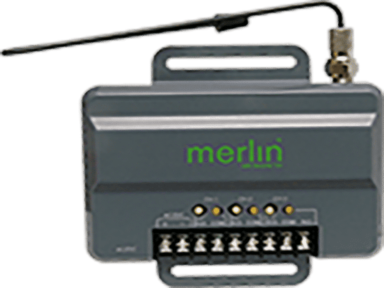 3-Channel Universal Receiver (Security +2.0) (E8003)