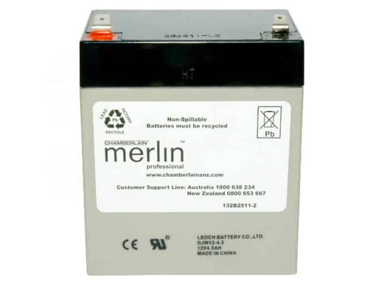 Integrated Battery Backup
