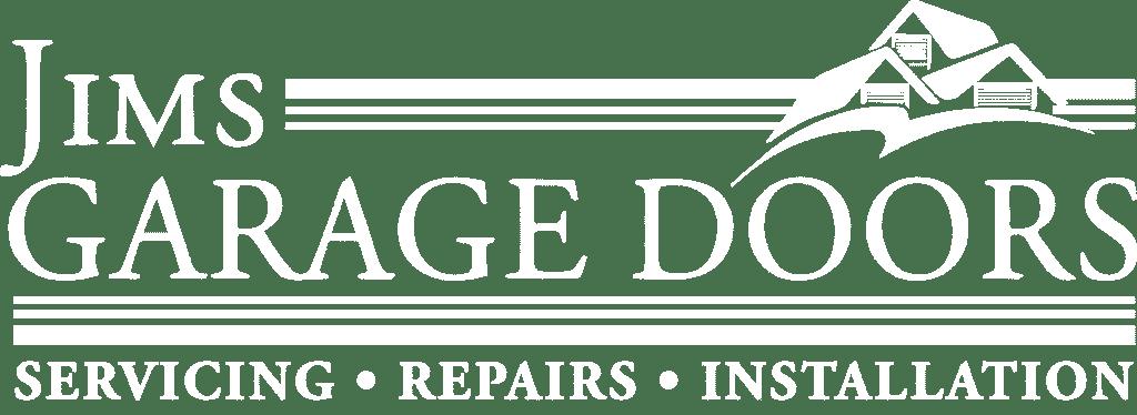Jims Garage Doors logo