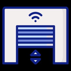 Automated garage icon